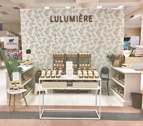 Lulumiere Show Booth