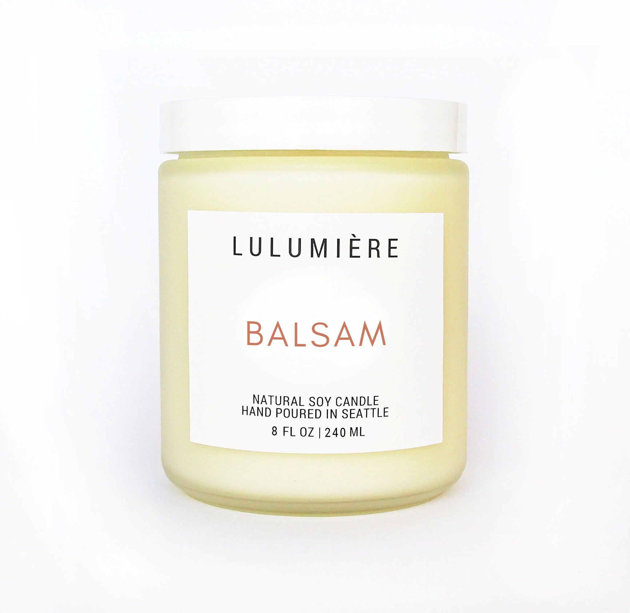 Balsam Signature Candle