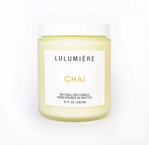 Chai Signature Candle
