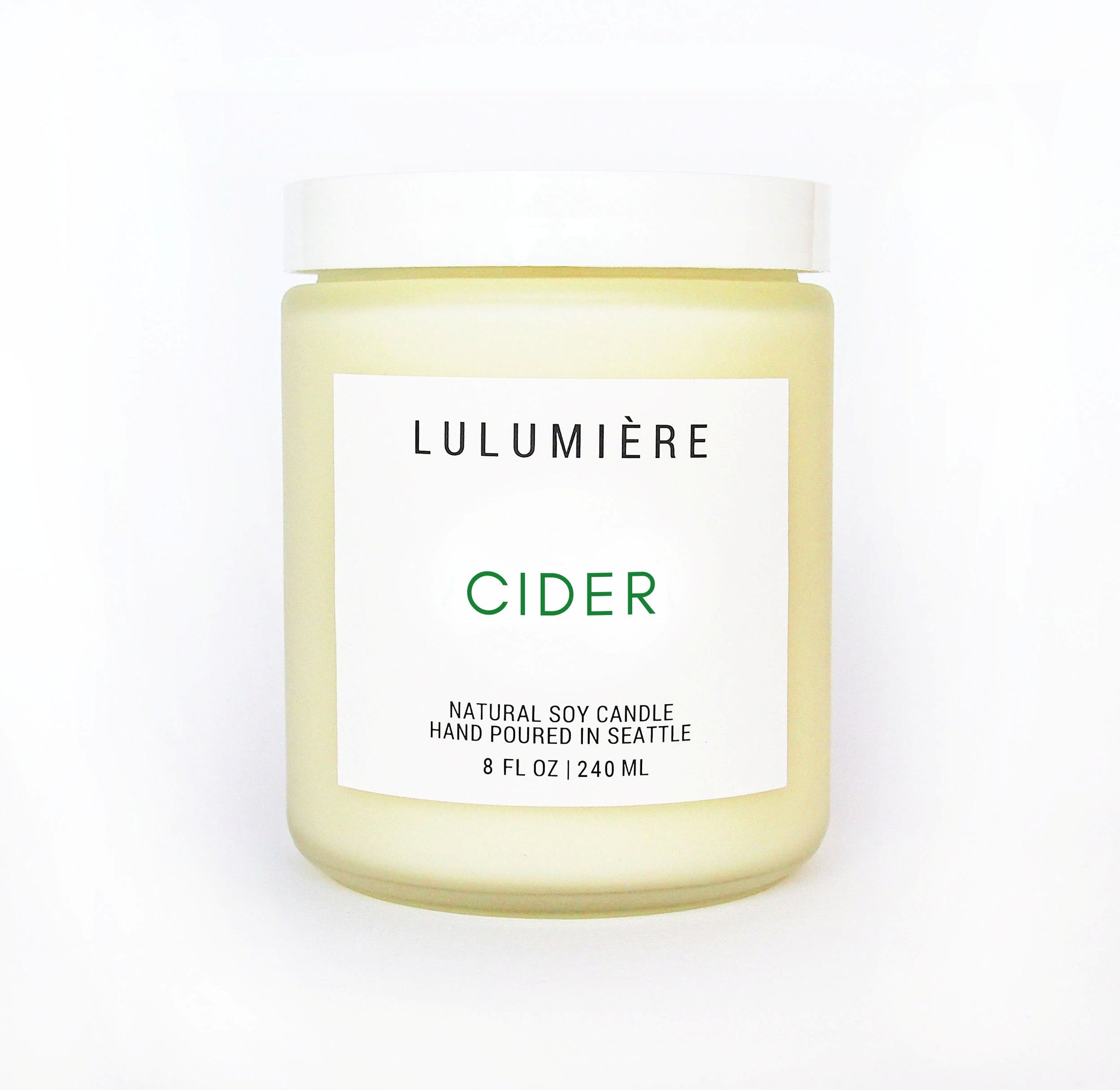 Cider Signature Candle