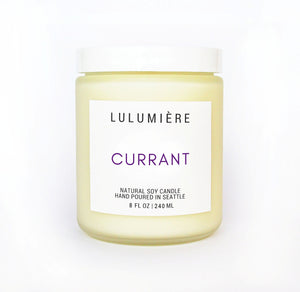 Currant Signature Candle