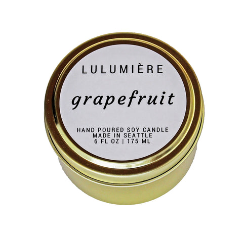 Grapefruit Signature Gold Tin
