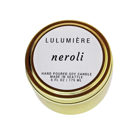 Neroli Signature Gold Tin