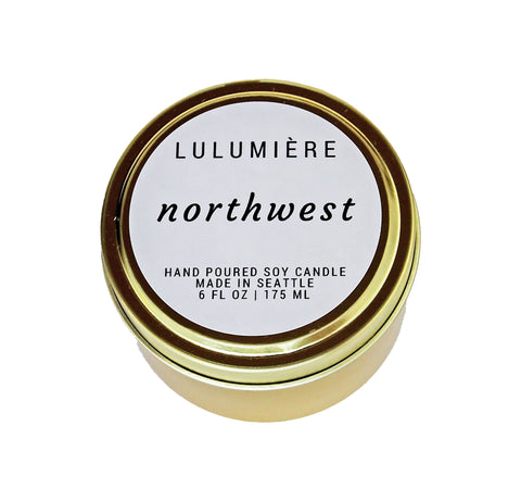 Northwest Signature Gold Tin