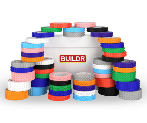 Buildr TAPE Fun Packs