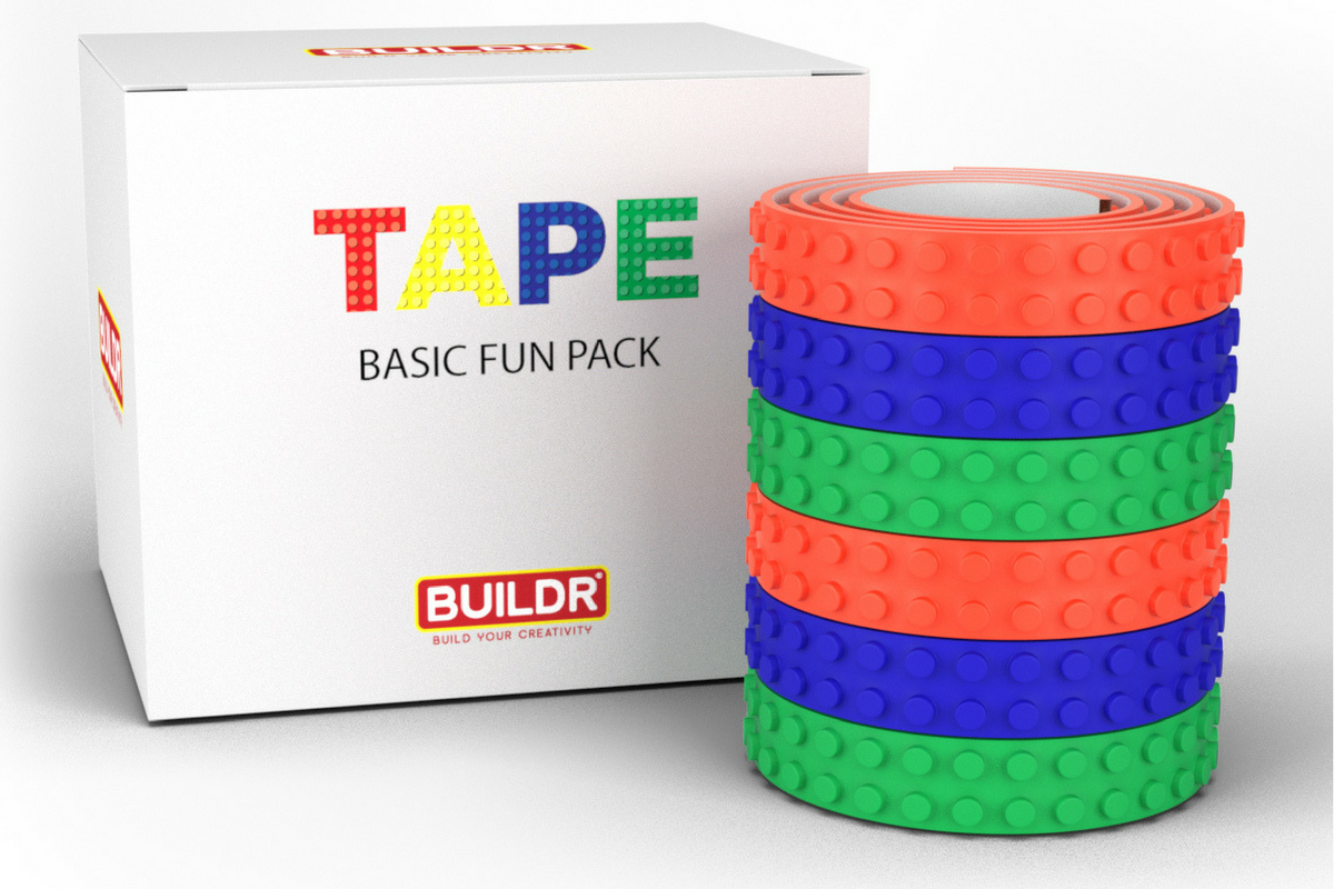 TAPE Basic Fun Pack