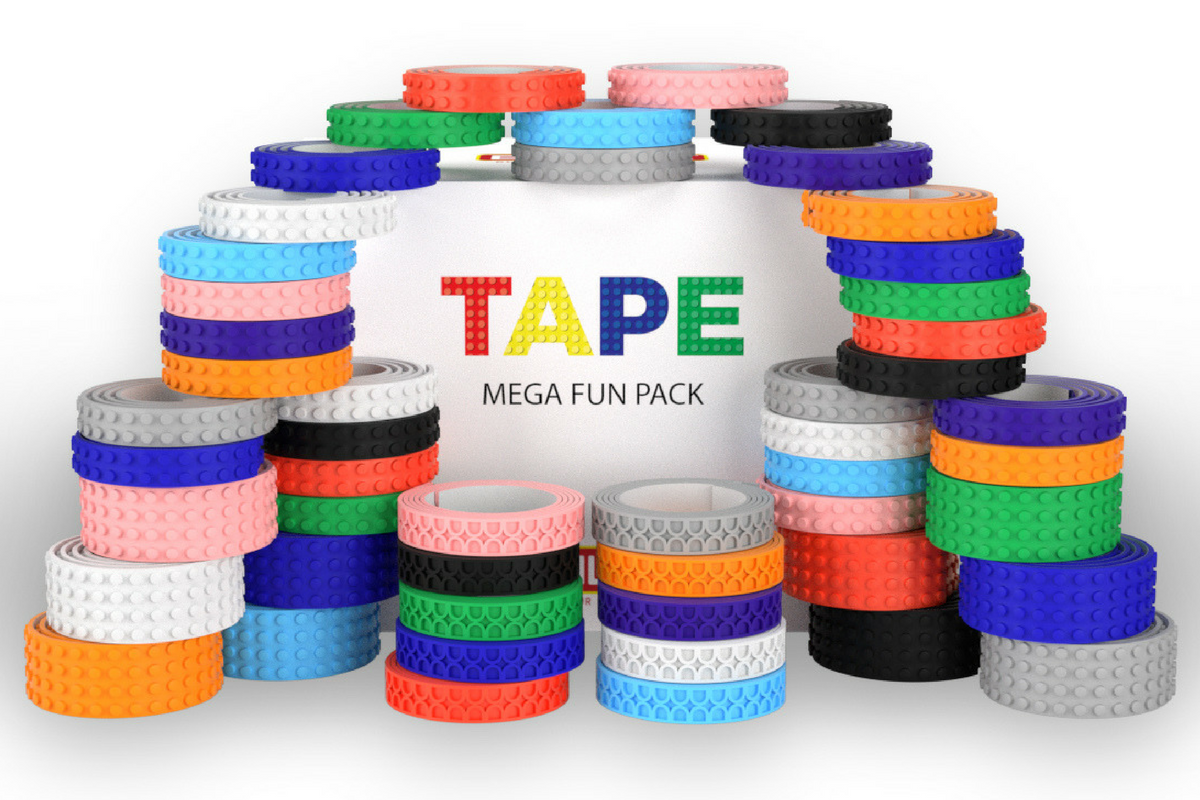 TAPE Mega Fun Pack