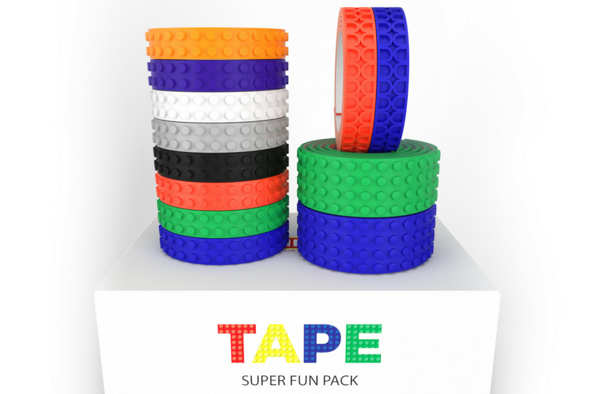 TAPE Super Fun Pack