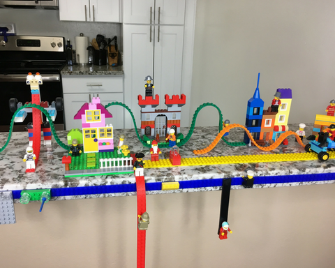 """10 Ways to Make Building Block Creations """"Fly"""" with Buildr TAPE ..."""