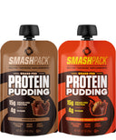 Protein Pudding Variety Pack Sports Nutrition- SMASHPACK