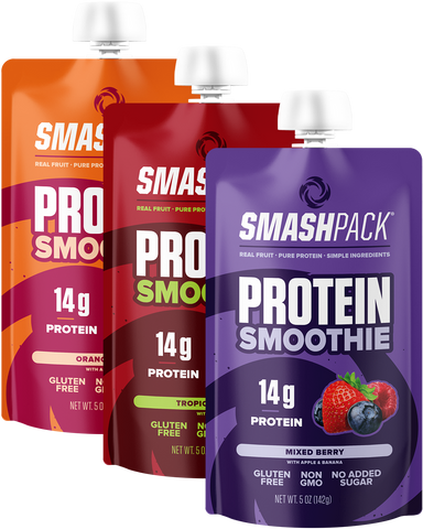 Protein Smoothie Variety Pack