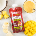 Tropical Fruit Protein Smoothie