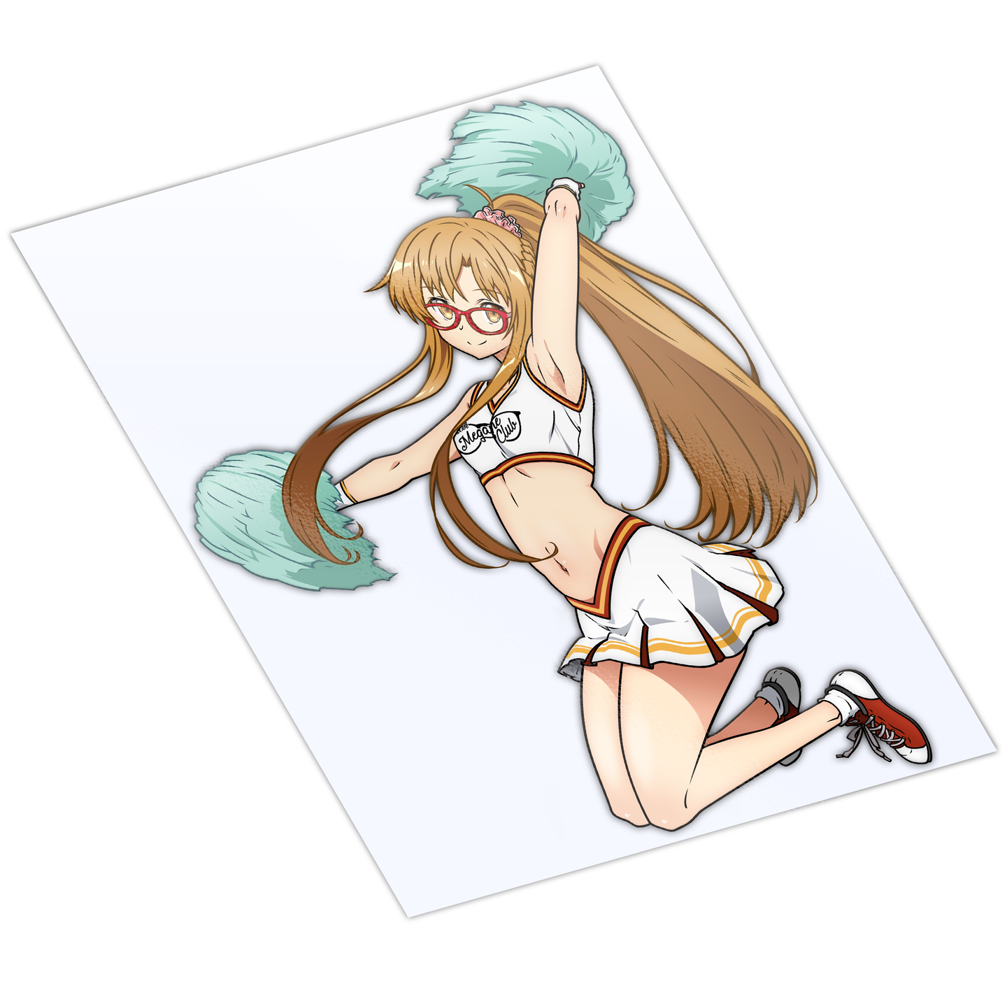 Asuna Cheerleader 明日奈