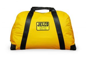 Jelco - Equipment bag W/ Weather Flap 11 x 24 x 14