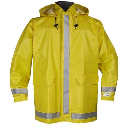 Nasco - Arclite Rain Jacket Yellow