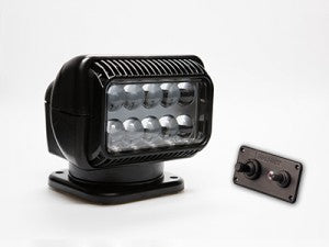 GoLight - W/ Permanent Base , LED , Black