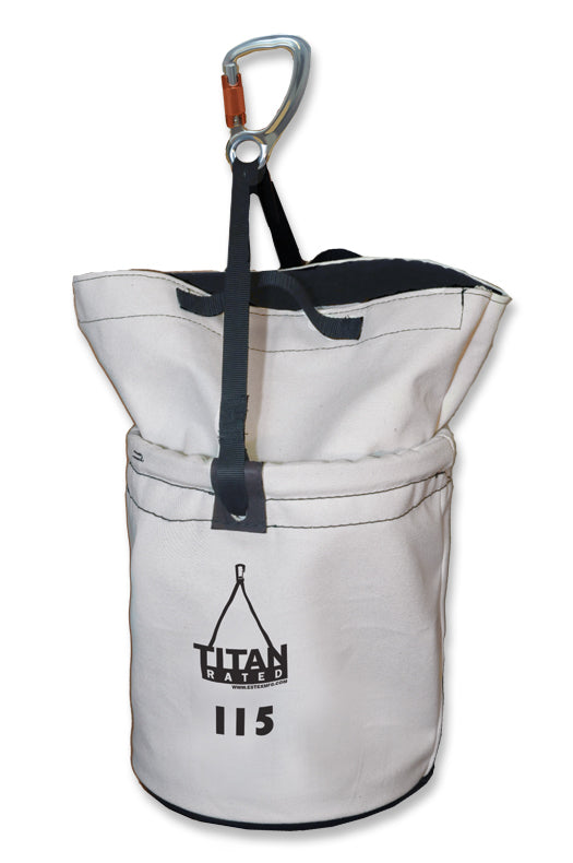 Estex - TOOL BUCKET w/Velcro top