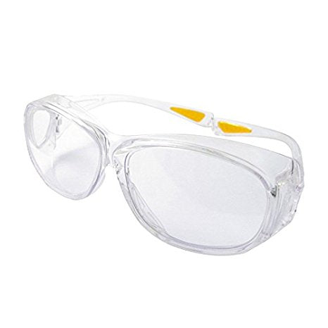 ERB Safety - Over The Glass Clear Safetyglasses