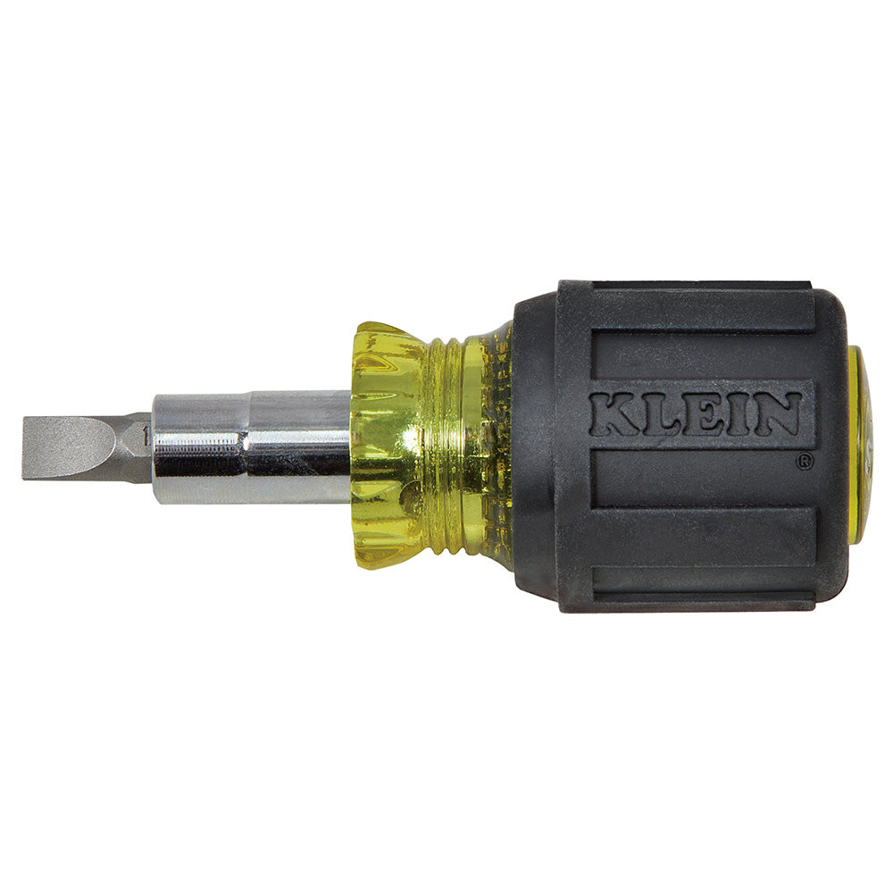 Klein Tools - Stubby Multi Bit Screwdriver