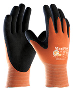 34-8014/L Super Light Weight Nylon Polyurethane Coated Glove