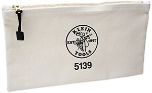 Klein Tools - Canvas Zipper Bag