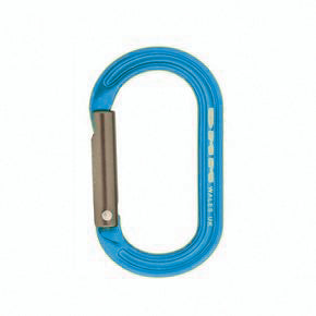 Tree Stuff - DMM XSRE Carabiner Blue