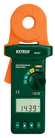 Extech - Clamp-On Ground Resistanance Tester