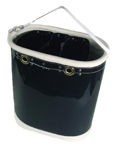 Warren Heim - Aerial Compression Oval Tool Bucket w/ 5 Compartments