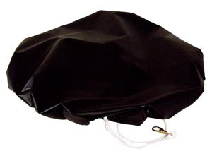Warren Heim - Single Man Bucket Cover , Black