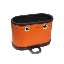Klein Tools - Oval Bucket W/ Orange Wrap and Kickstand