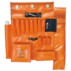 Klein Tools - Aerial Apron with Hot Stick Pocket