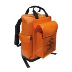 5185ORA Klein Lineman Backpack