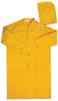 ERB Safety - PVC 48'' Rain Coat Medium
