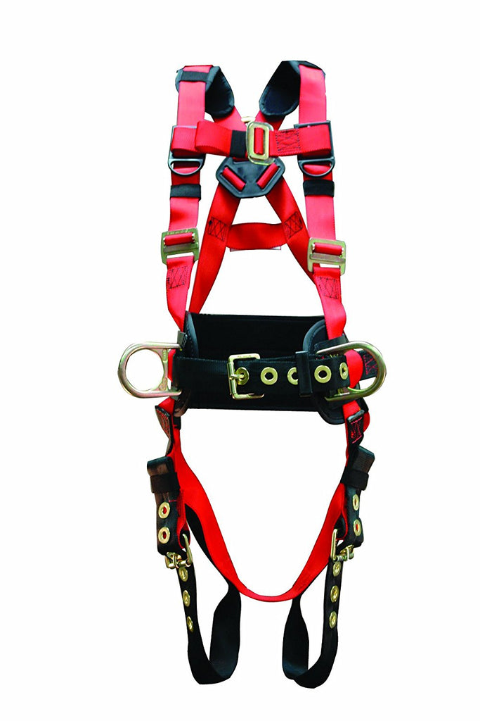 Elk River - EAGLE LITE HARNESS, 3-D RINGS Large