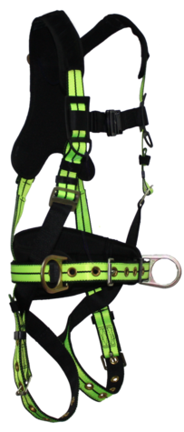 Fall Safe - Flex construction harness