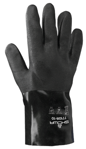 Black Chem. Gloves