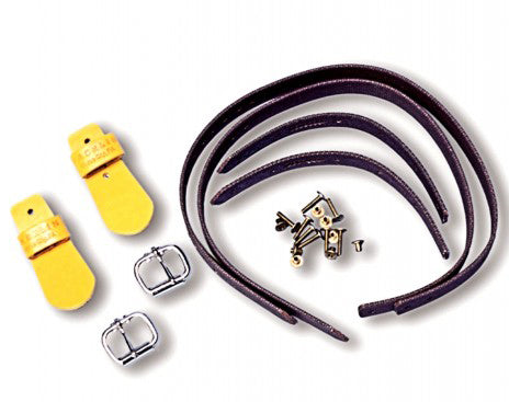 Bashlin - Two Piece Assembly for Lower Climber Straps