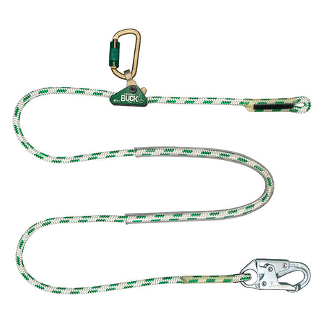 Buckingham - Transition Adj. Rope Safety Lanyard