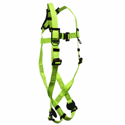 Fall Safe -  ARC FLASH HARNESS w/QUICK CONNECTS