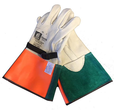 Kunz - Protector Gloves 14'' oal , J Edwards