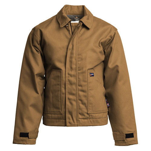 LAPCO - Insulated Duck Brown 12OZ. FR Jacket