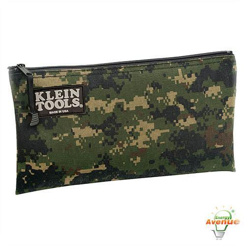 Klein Tools - Camo, Cordura Zipper Bag