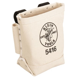 Klein Tools - Canvas Ironworking Bolt Bag W/ Loops