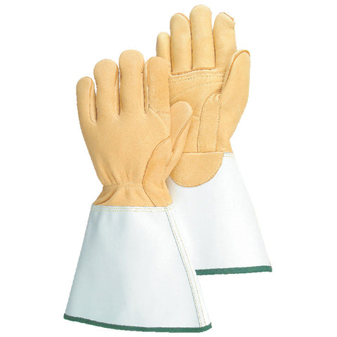 Majestic Gloves - Lineman's Elk Double palm Glove
