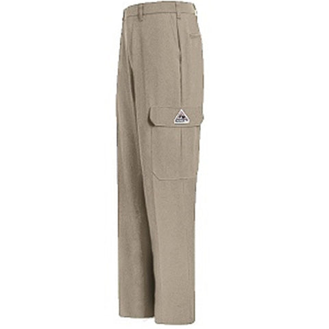 Bulwark 7oz. Khaki FR Work Pant (2 Colors)