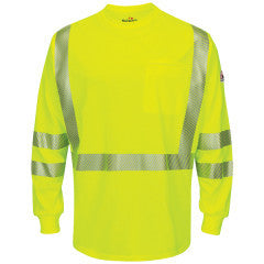 Bulwark - Hi-Visibility Lightweight T-Shirt 10 calories/cm² Class 3 Level 2