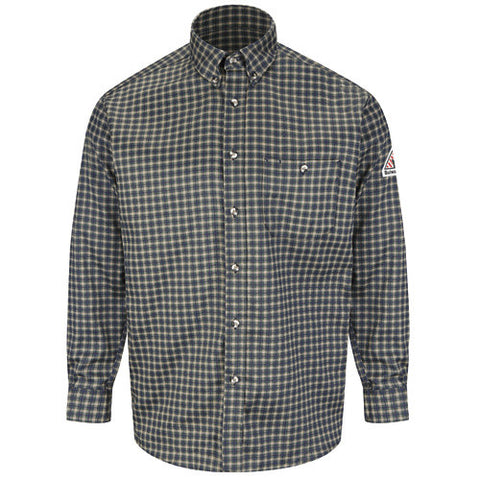Bulwark Men's 6.5 oz Plaid 88/12 HRC2 8.7 cal. (2 Colors)