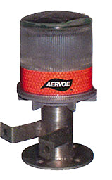 Aervoe - Solar Strobe/Signal Light Red