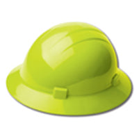 ERB Safety - Americana Hard Hat Green