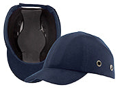 ERB Safety - Bump Cap Blue